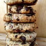 Gluten Free Chocolate Chip Cookies http://www.thescratchartist.com/