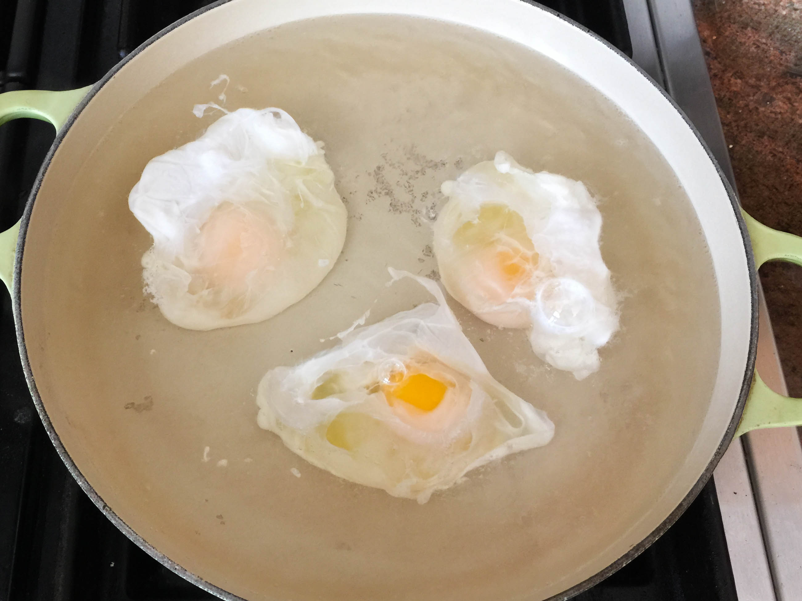 Perfect Poached Egg http://www.thescratchartist.com/