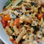 Cannellini Bean Pasta http://www.thescratchartist.com/