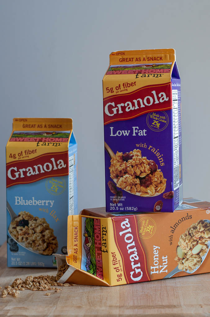 Sweet Home Farms Granola