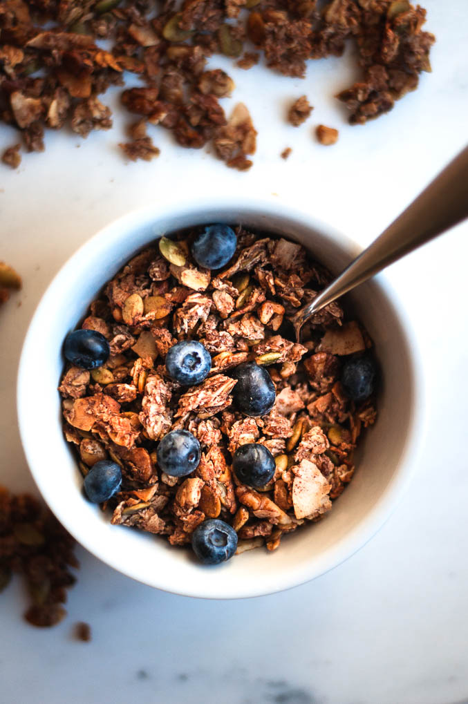 Fruit Sweetened Granola - The Scratch Artist
