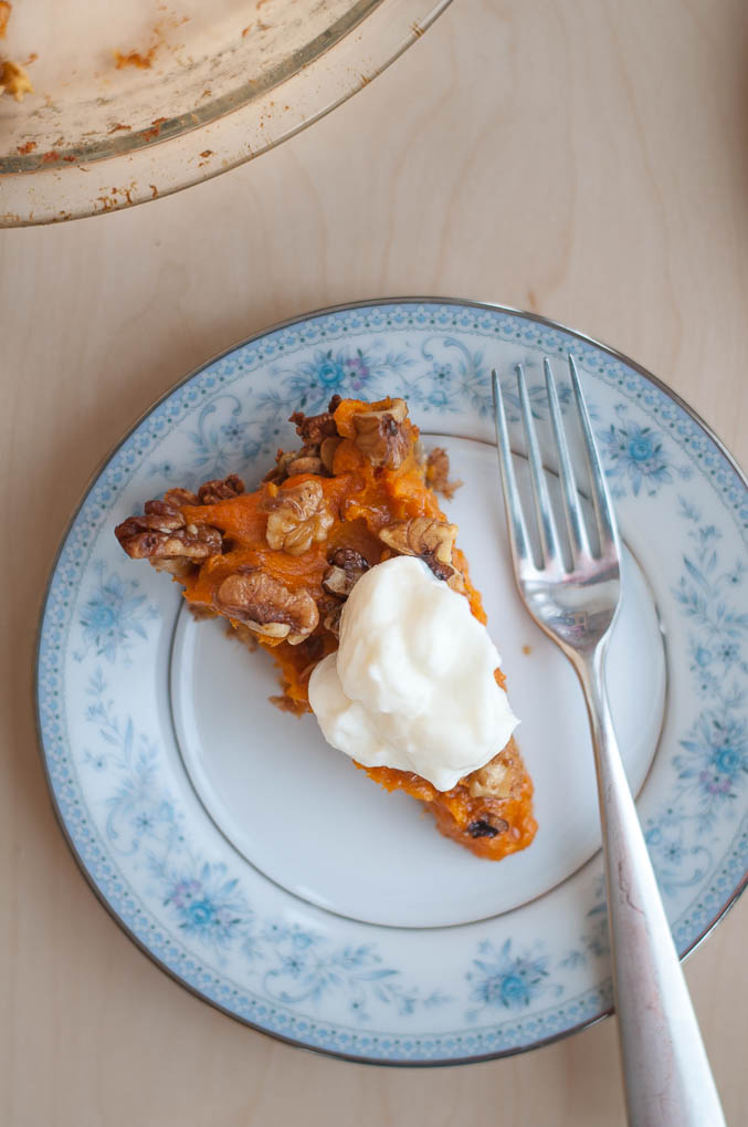 Gluten Free & Sugar Free Sweet Potato Pie_-7
